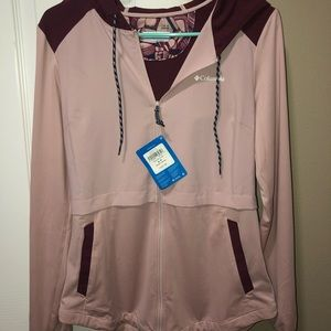 Women's Columbia Zip-up Jacket